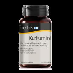 Bertils Active Kurkumiini 90 tabl