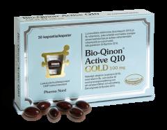 Bio-Qinon Q10 GOLD 100 mg 30 kaps