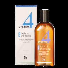 System 4 Shale Oil sh. rasv/kutiav. No 4 X215 ml