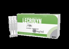 LECROLYN 40 mg/ml silmätipat, liuos, kerta-annospakkaus 60x0,2 ml