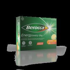 BEROCCA ENERGY ORANGE PORETABLETTI 45 kpl