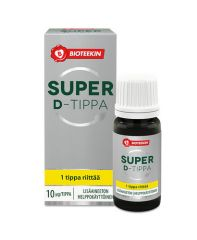 SUPER D-TIPPA 8 ml