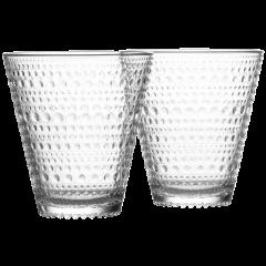 *Keräilykampanjan kaupanpäällinen: Kastehelmi lasit